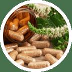 Suplement diety w twardych kaspułkach