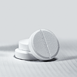 Suplement diety jako tabletki musujące